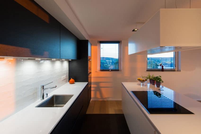 Buro 5 architectes associ s design a contemporary home for Buro architectes