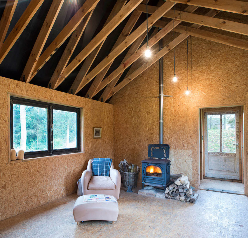 Woodland Cabin by De Rosee Sa Architects (26)