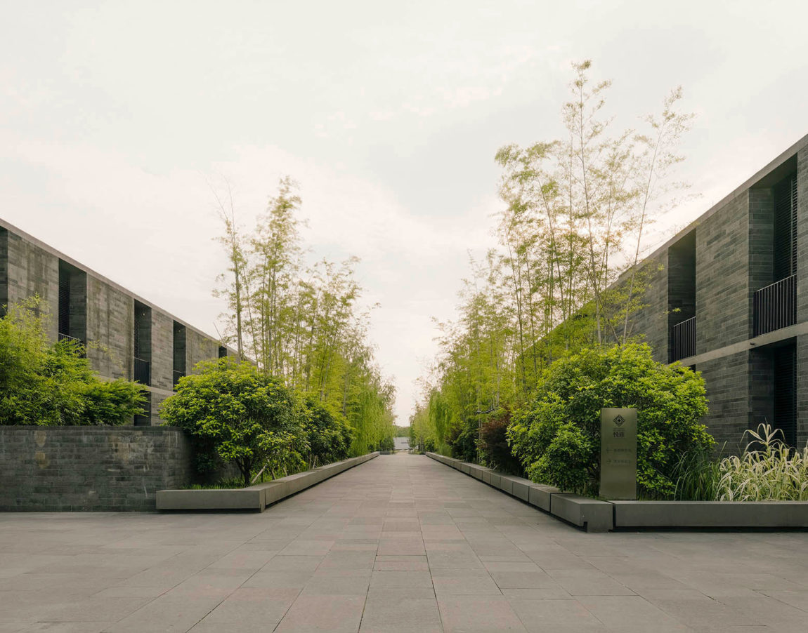 Xixi Wetland Estate by David Chipperfield Architects (1)