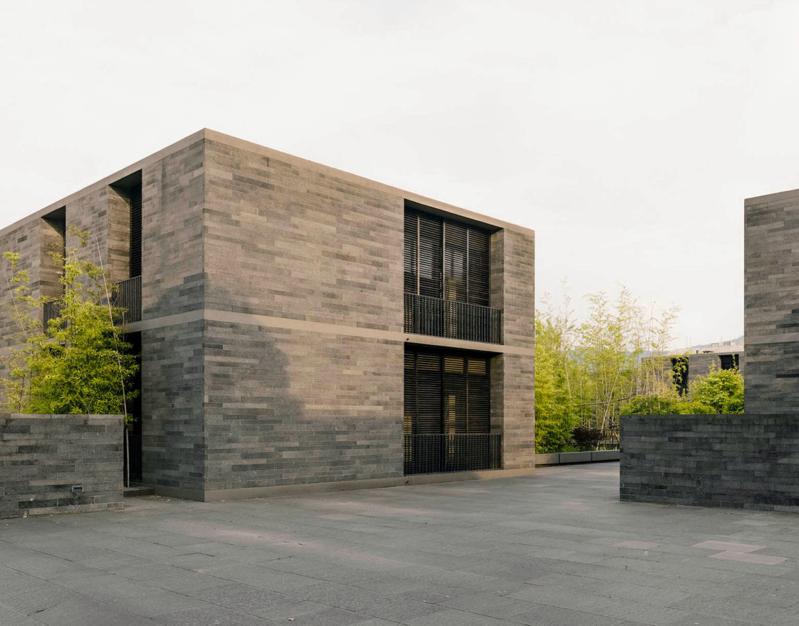 Xixi Wetland Estate by David Chipperfield Architects (2)