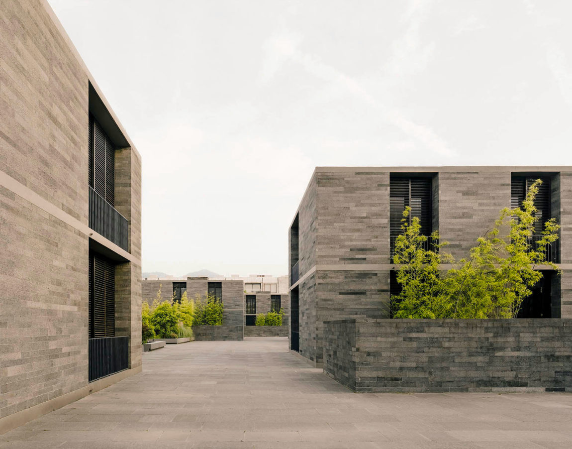 Xixi Wetland Estate by David Chipperfield Architects (3)