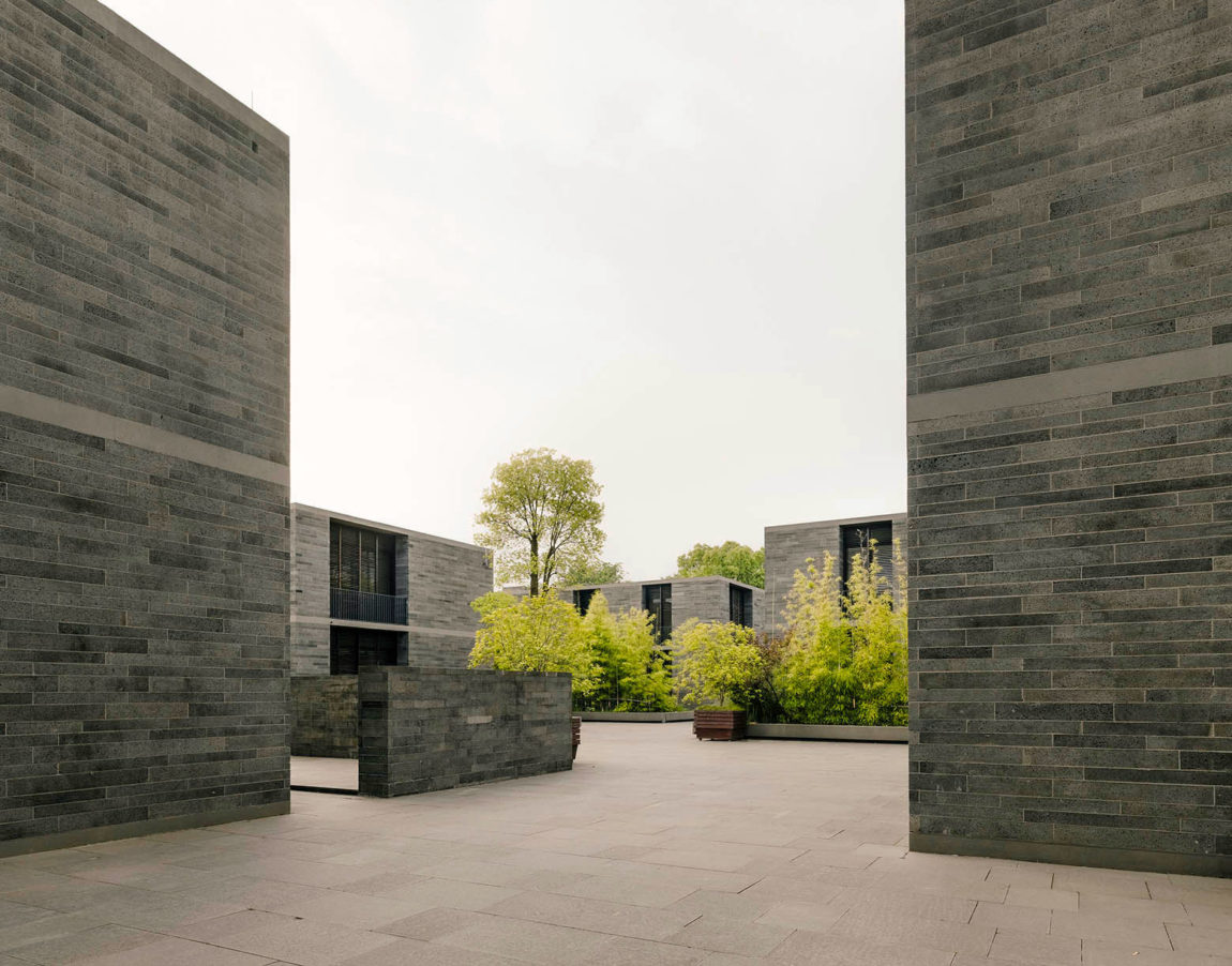 Xixi Wetland Estate by David Chipperfield Architects (4)
