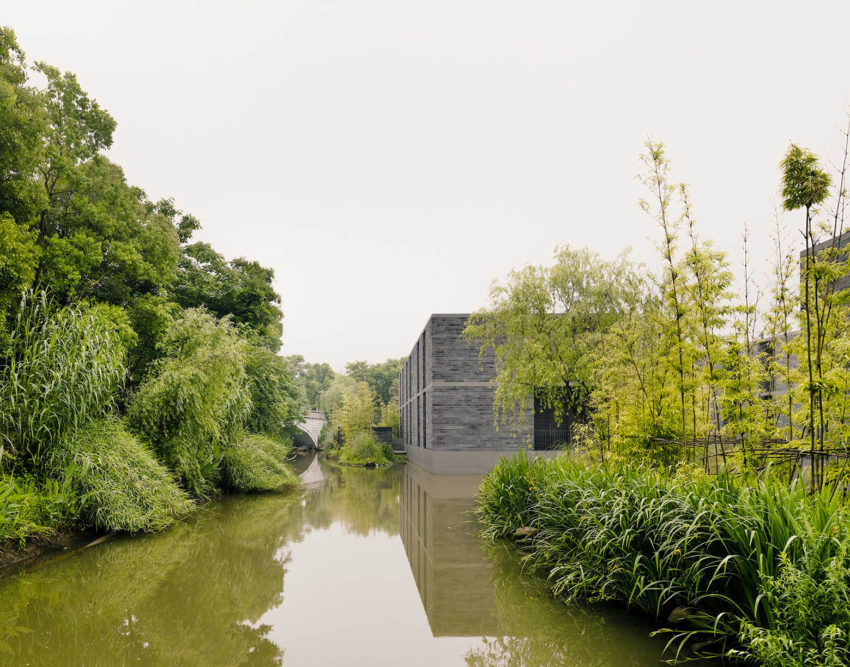 Xixi Wetland Estate by David Chipperfield Architects (7)