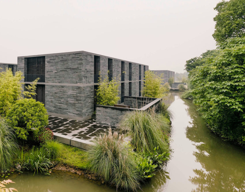 Xixi Wetland Estate by David Chipperfield Architects (8)