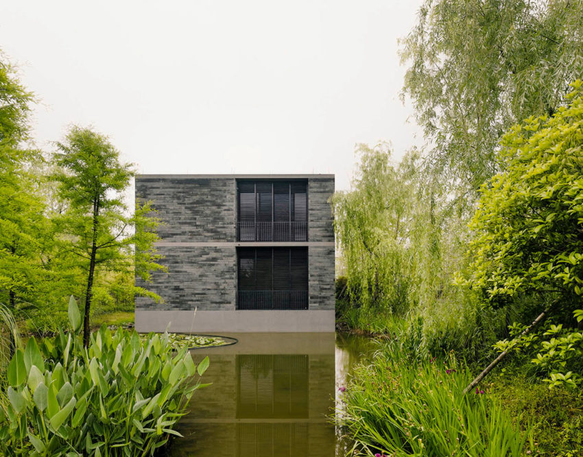 Xixi Wetland Estate by David Chipperfield Architects (11)