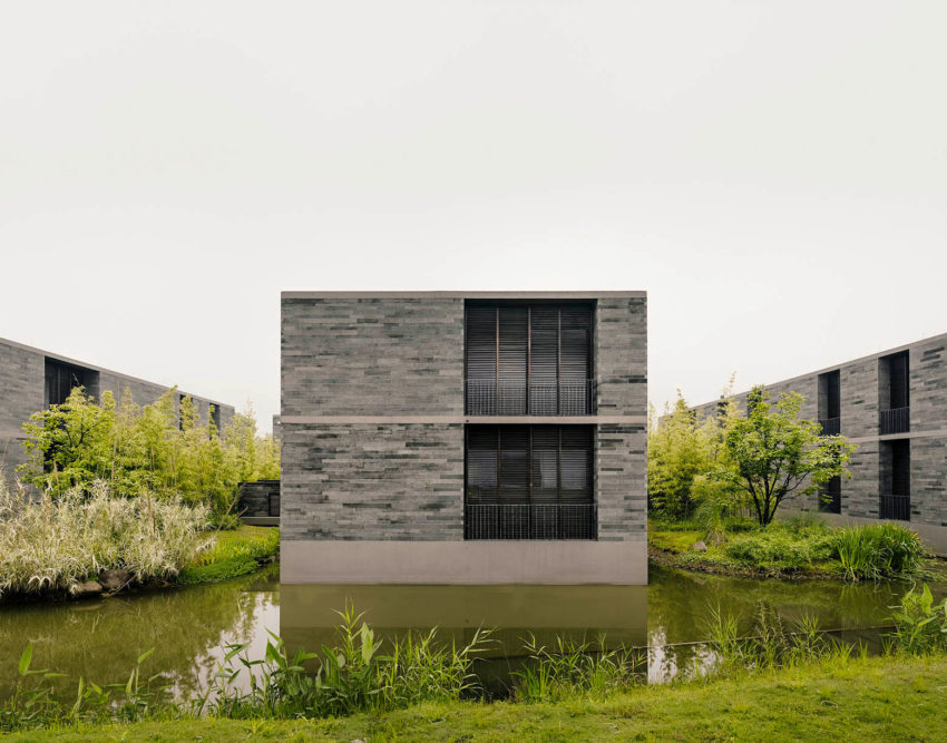 Xixi Wetland Estate by David Chipperfield Architects (12)