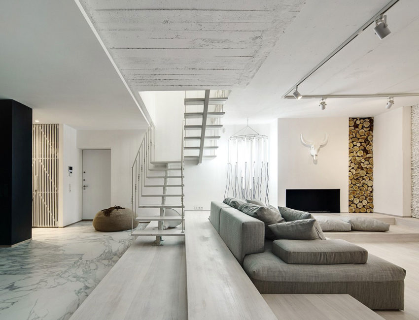 A Bright White Home by FORM Architectural Bureau (3)
