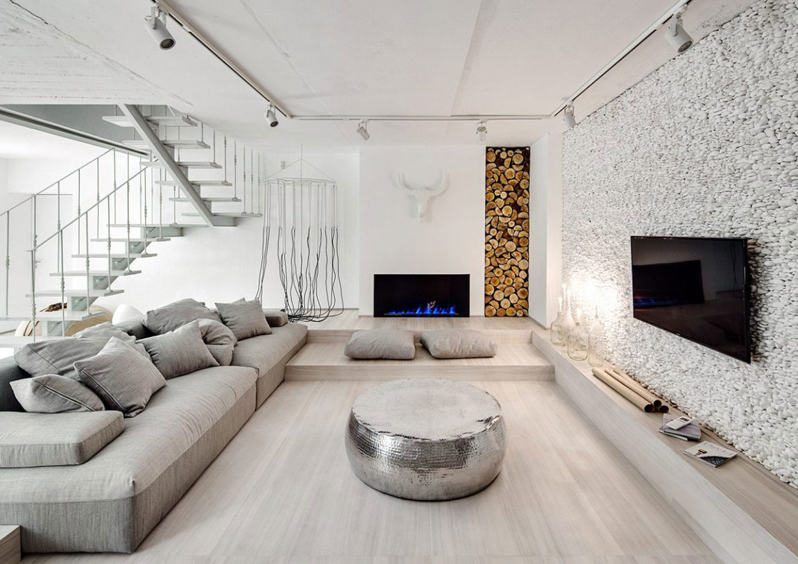 A Bright White Home by FORM Architectural Bureau (4)