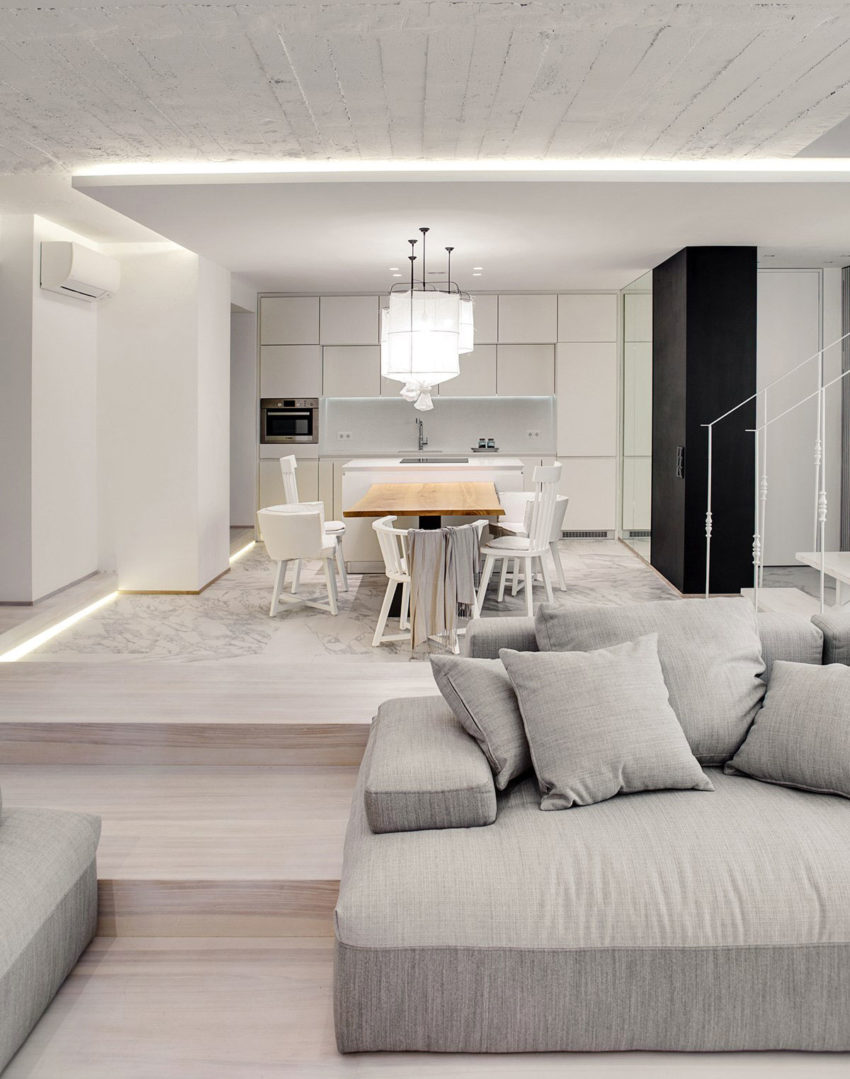 A Bright White Home by FORM Architectural Bureau (6)