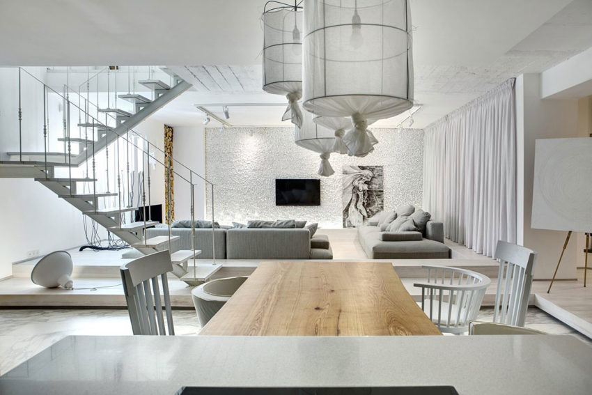 A Bright White Home by FORM Architectural Bureau (15)