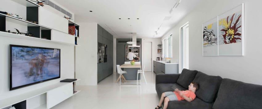 An Aluminum Vested Home by Studio de Lange (4)