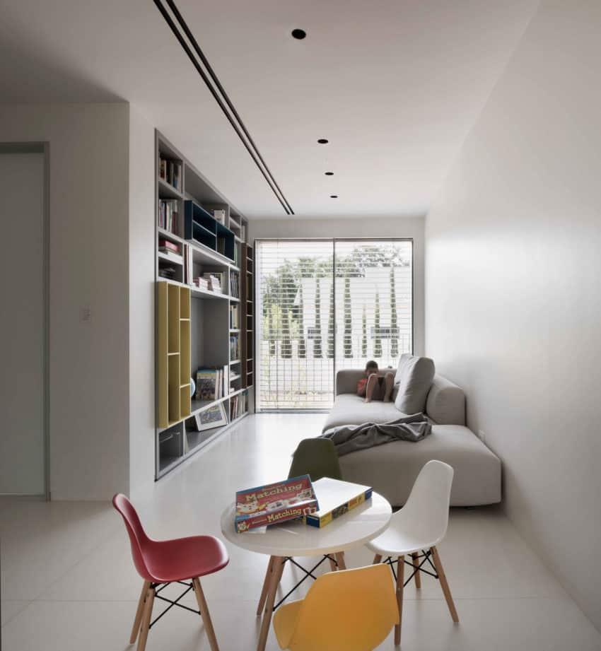 An Aluminum Vested Home by Studio de Lange (5)