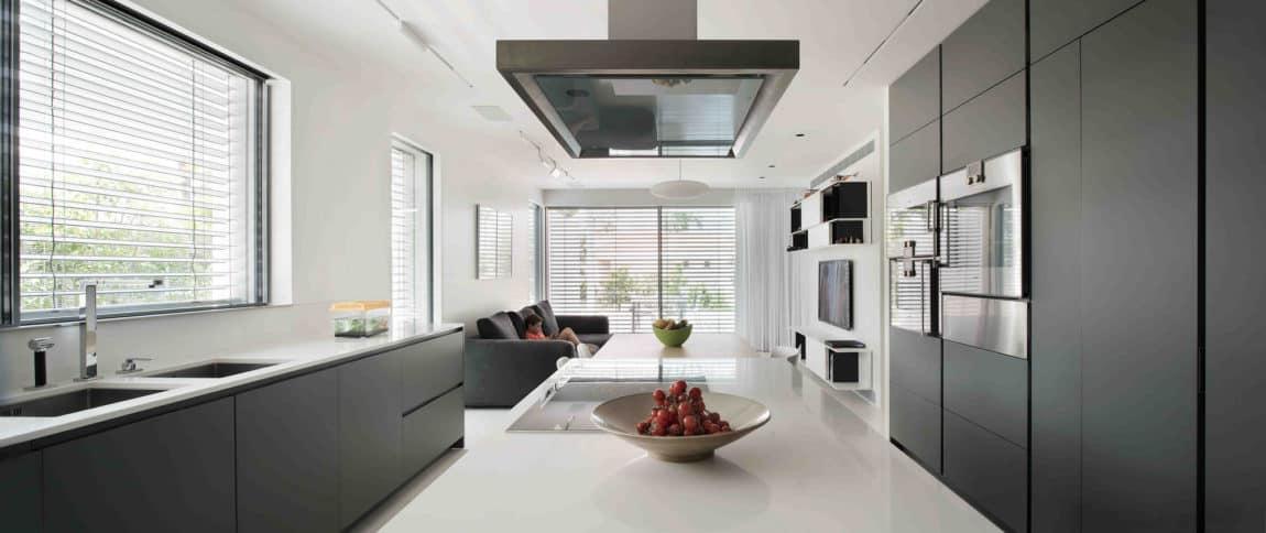 An Aluminum Vested Home by Studio de Lange (6)
