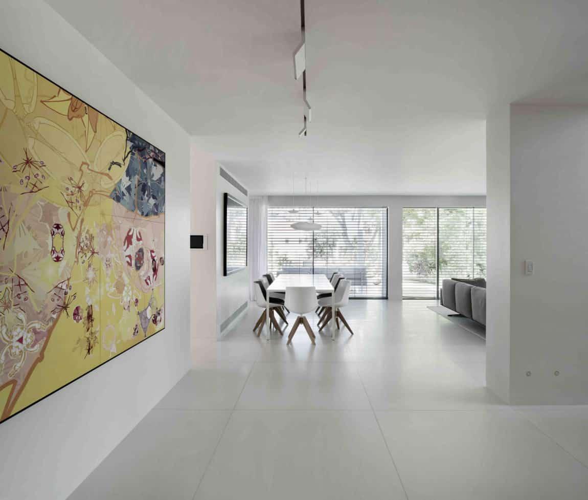 An Aluminum Vested Home by Studio de Lange (7)