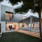 An Aluminum Vested Home by Studio de Lange (11)