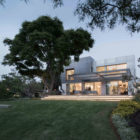 An Aluminum Vested Home by Studio de Lange (13)