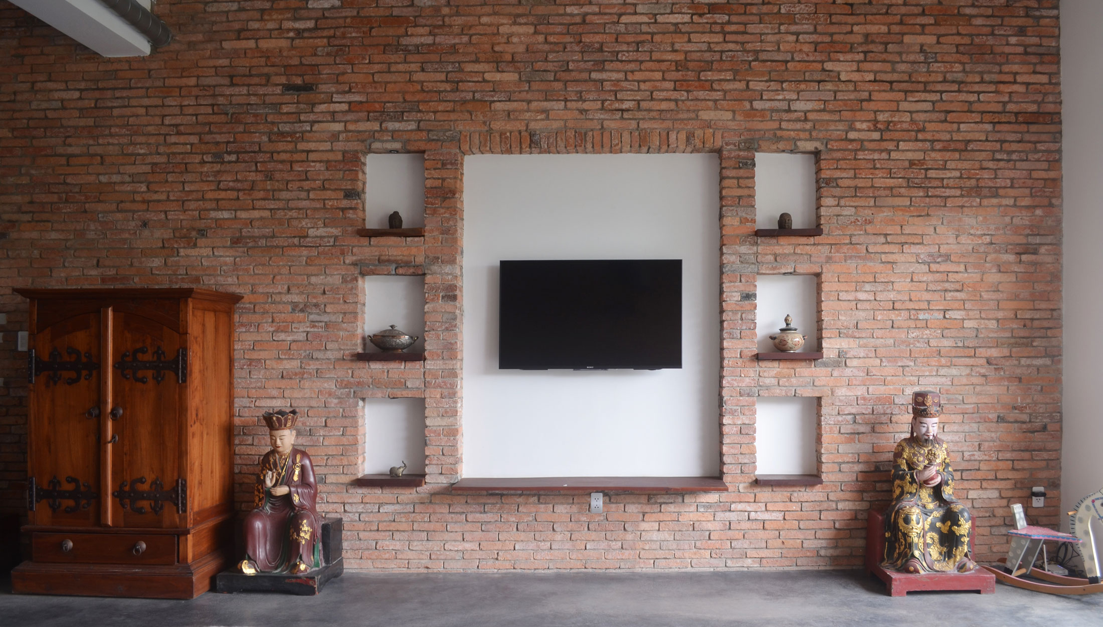 La Design Studio Create a Vertical Private Residence in Ho Chi Minh City