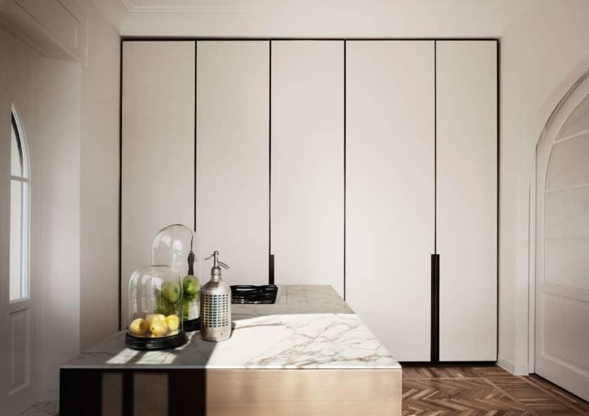 Apartment by Quincoces Dragò & Partners (4)