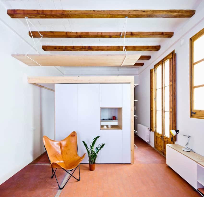 Apartment Refurbishment in Gran Via by A&E Bach (2)