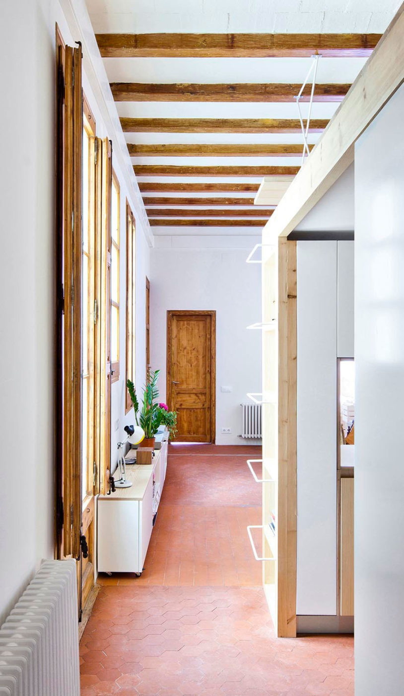 Apartment Refurbishment in Gran Via by A&E Bach (7)
