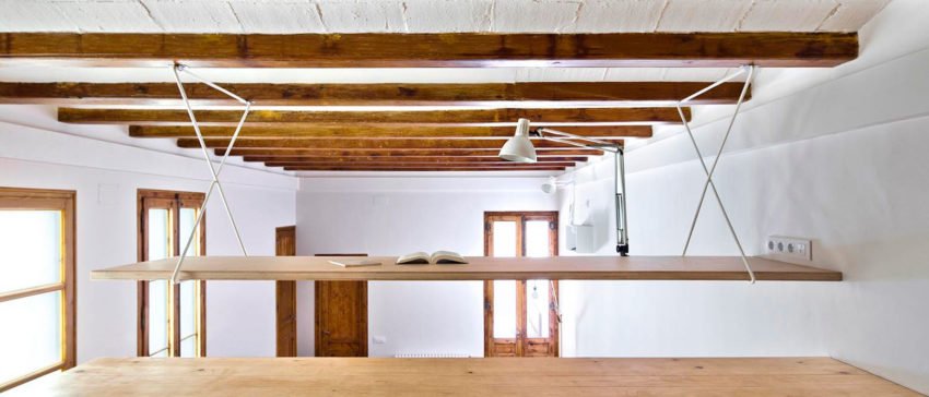Apartment Refurbishment in Gran Via by A&E Bach (8)