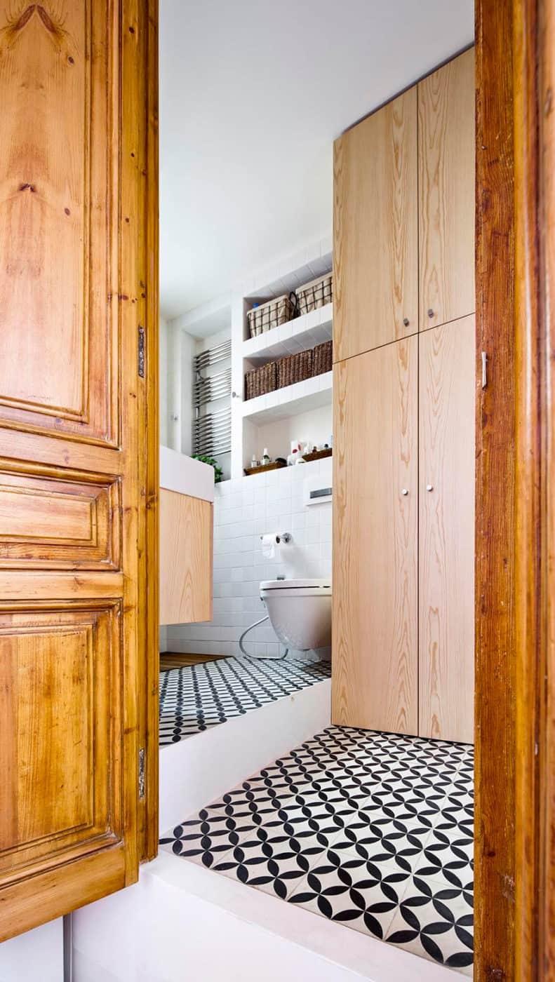 Apartment Refurbishment in Gran Via by A&E Bach (10)