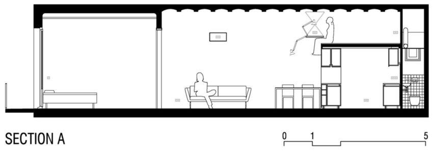 Apartment Refurbishment in Gran Via by A&E Bach (13)