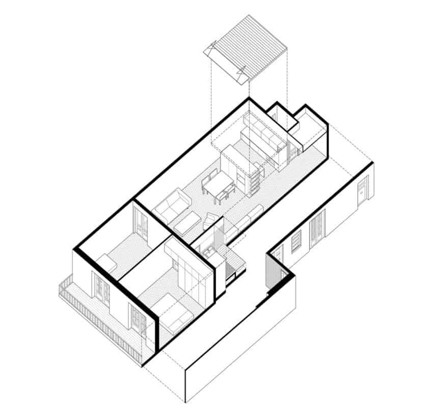 Apartment Refurbishment in Gran Via by A&E Bach (15)