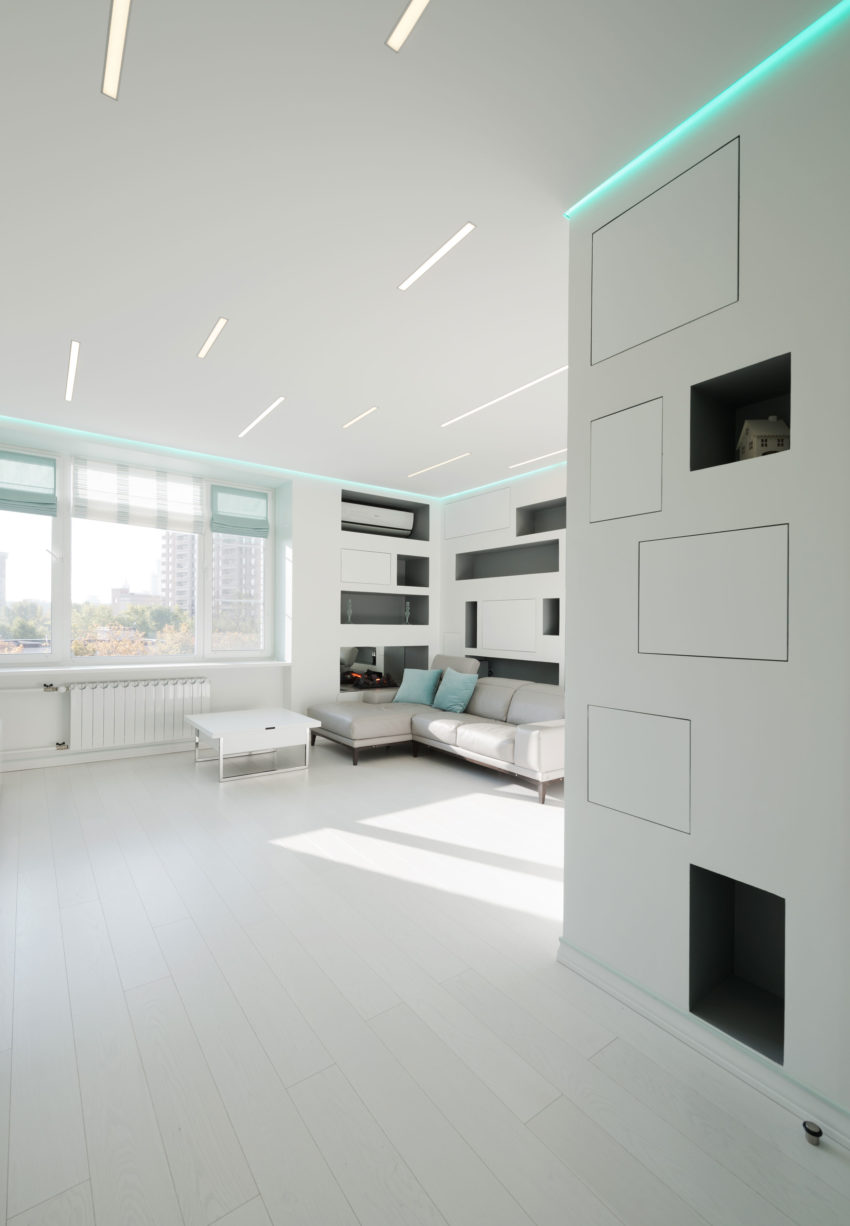 Apartment in Moscow by Shamsudin Kerimov (7)