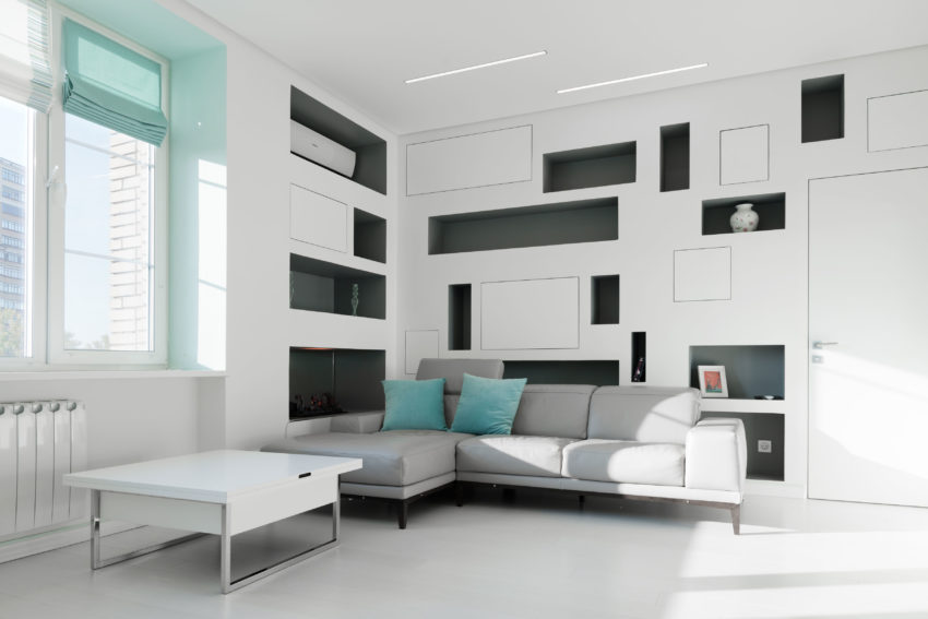 Apartment in Moscow by Shamsudin Kerimov (10)