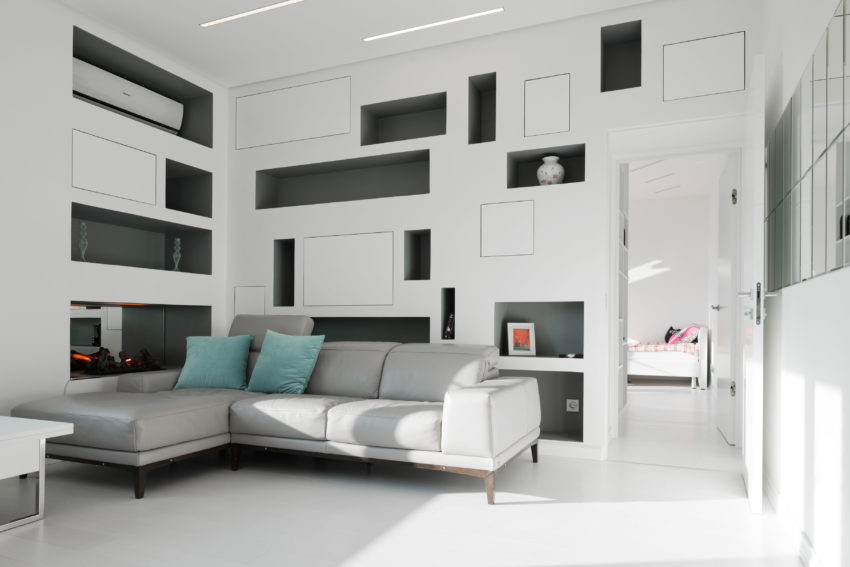 Apartment in Moscow by Shamsudin Kerimov (11)