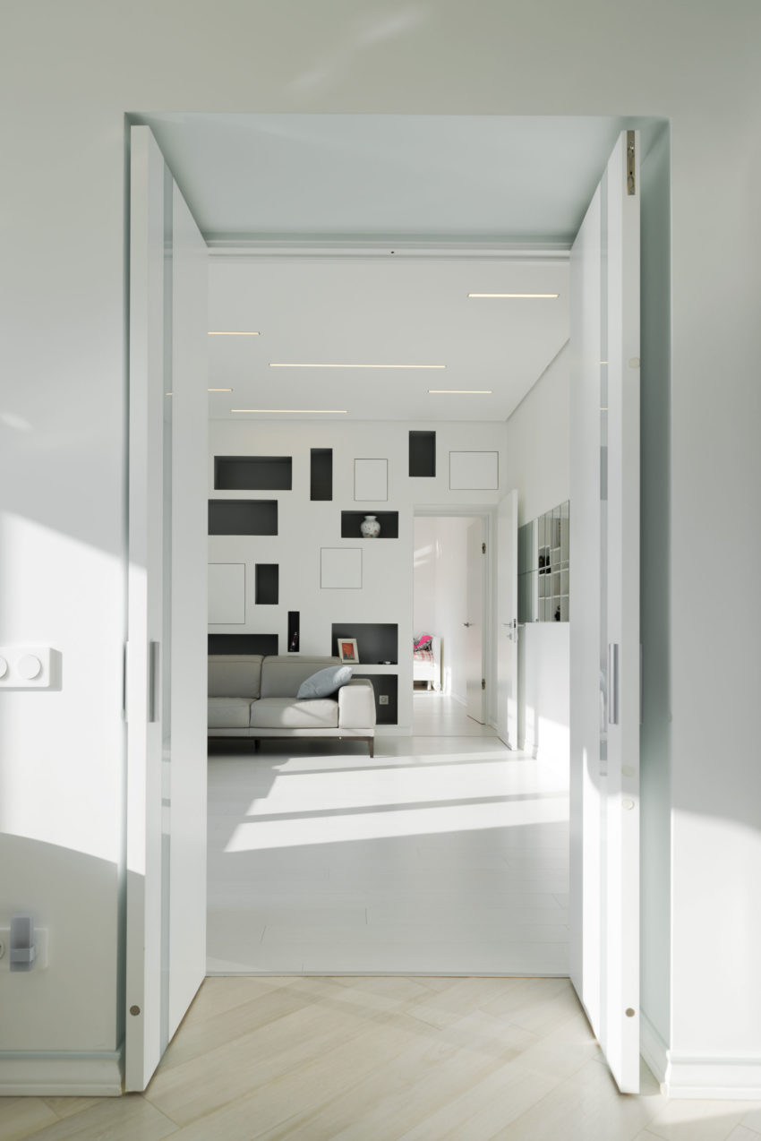 Apartment in Moscow by Shamsudin Kerimov (14)