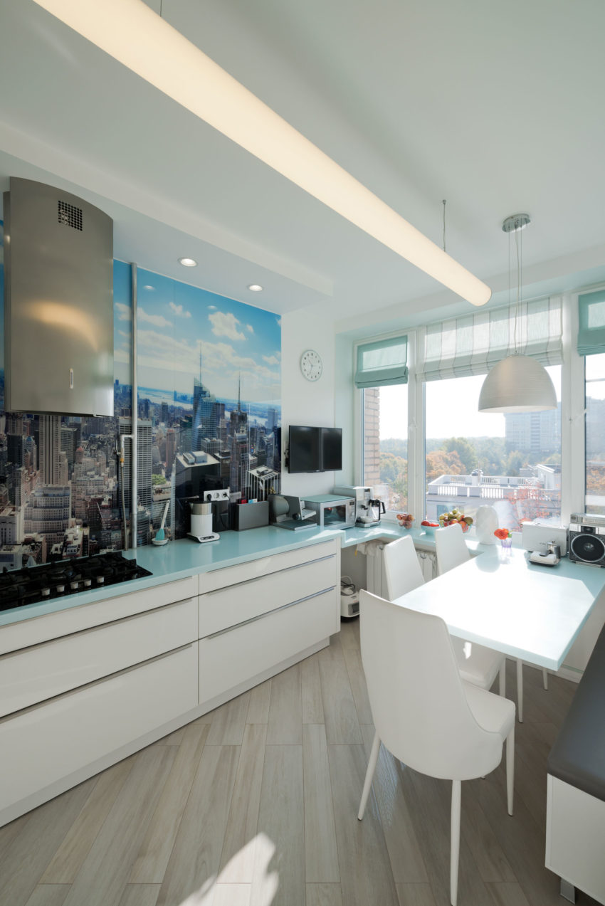 Apartment in Moscow by Shamsudin Kerimov (15)