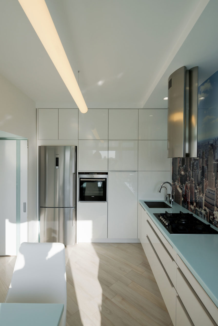 Apartment in Moscow by Shamsudin Kerimov (16)