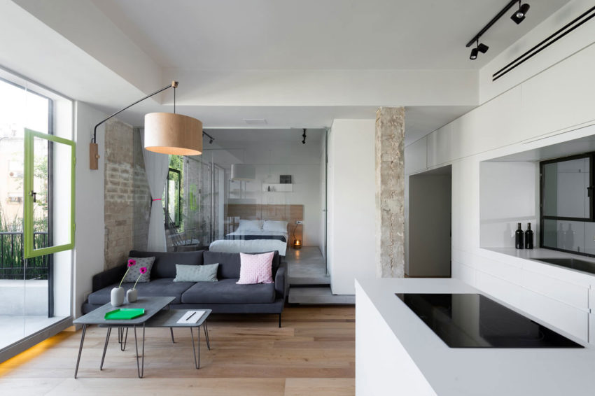 Apartment in Tel Aviv by Mayan Studio (1)