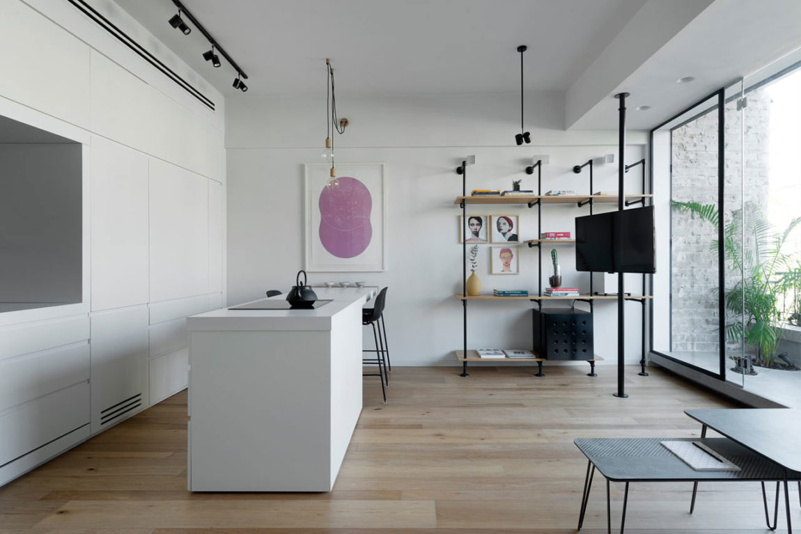 Apartment in Tel Aviv by Mayan Studio (5)