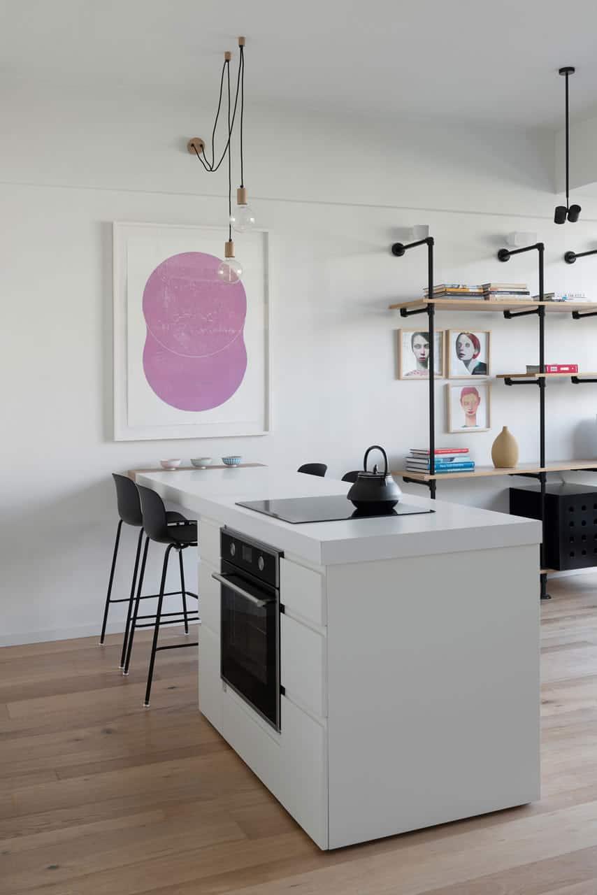 Apartment in Tel Aviv by Mayan Studio (6)