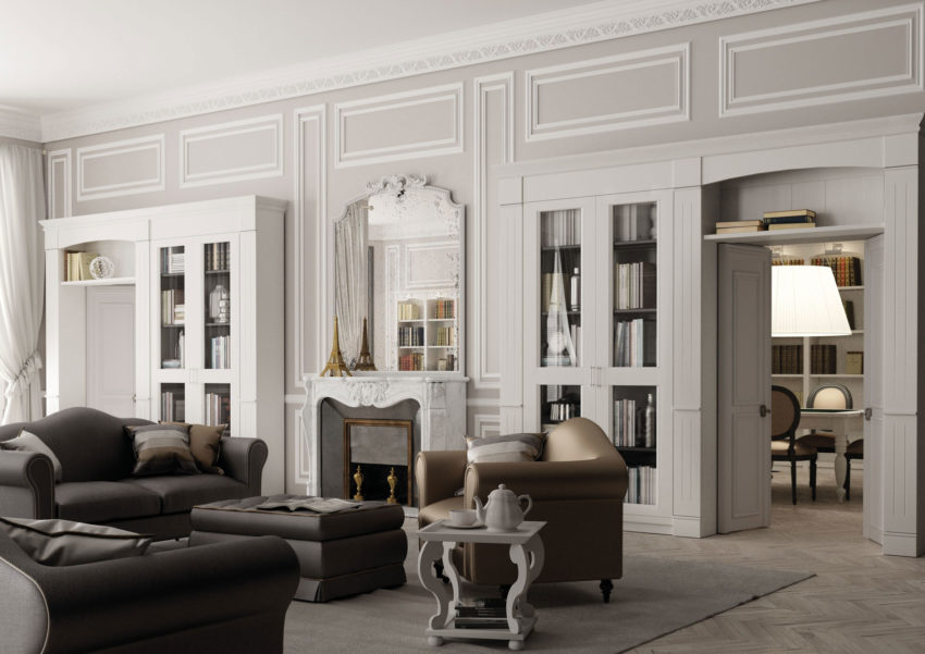 Appartamento a Parigi by Minacciolo (1)