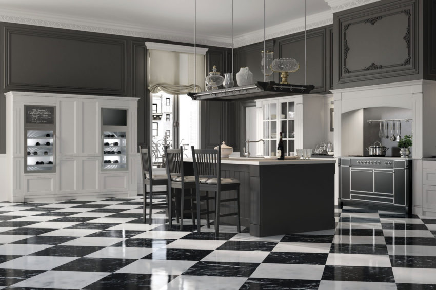 Appartamento a Parigi by Minacciolo (4)