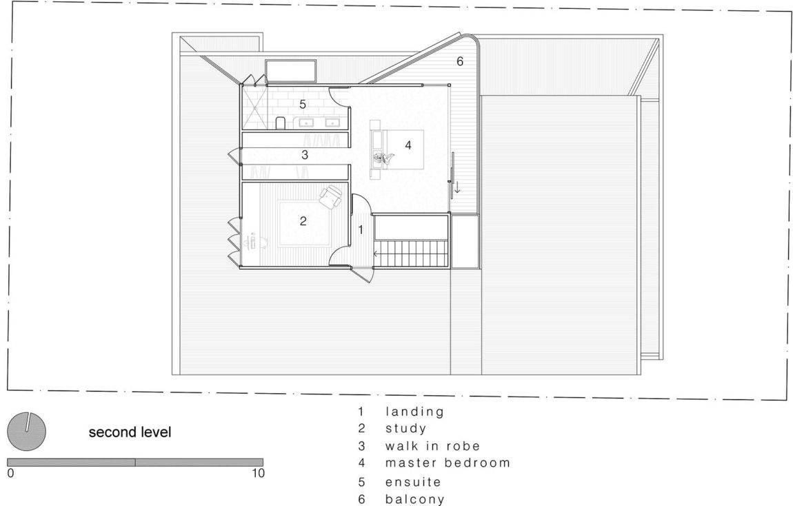Beach House on Stilts by Luigi Rosselli Architects (20)