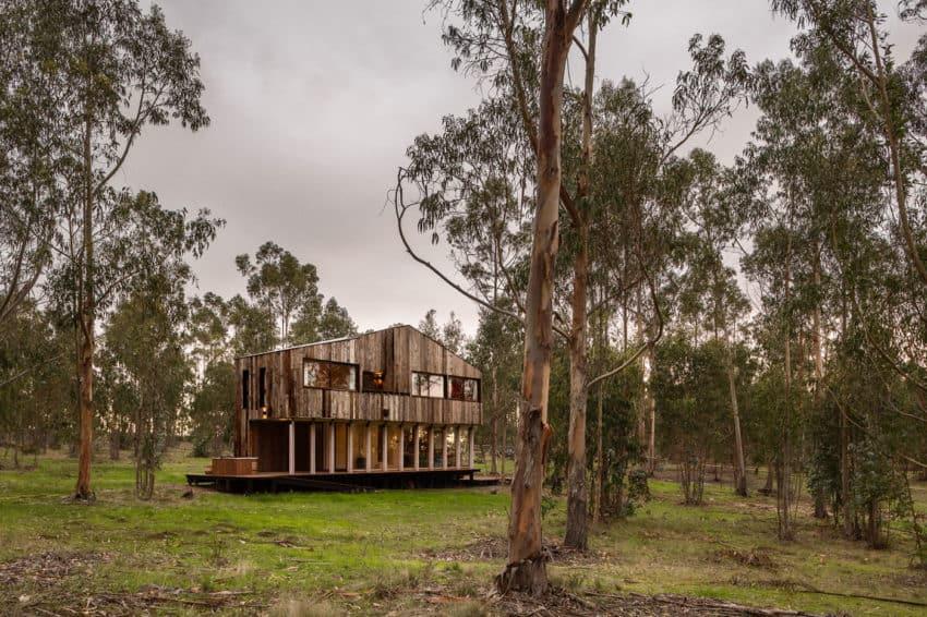 Cabaña Tunquen by DX Arquitectos (1)