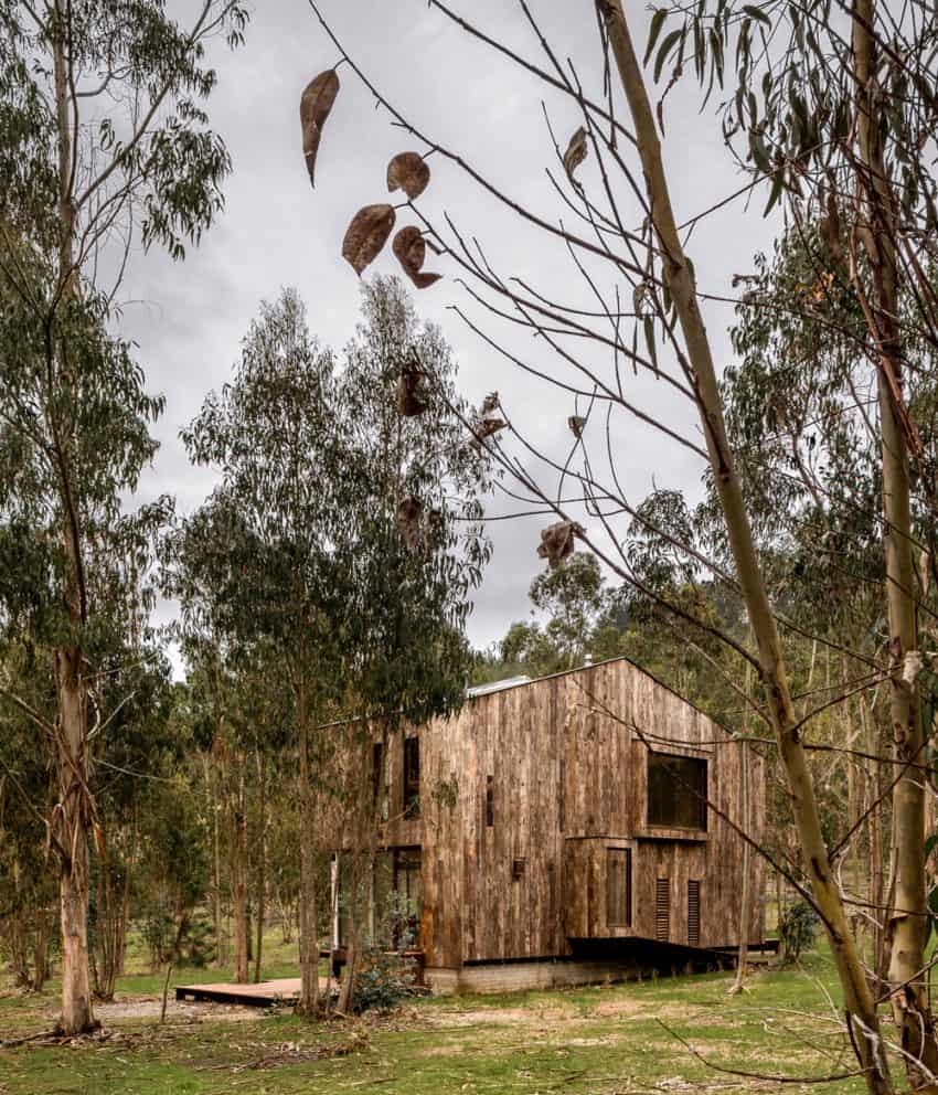 Cabaña Tunquen by DX Arquitectos (2)