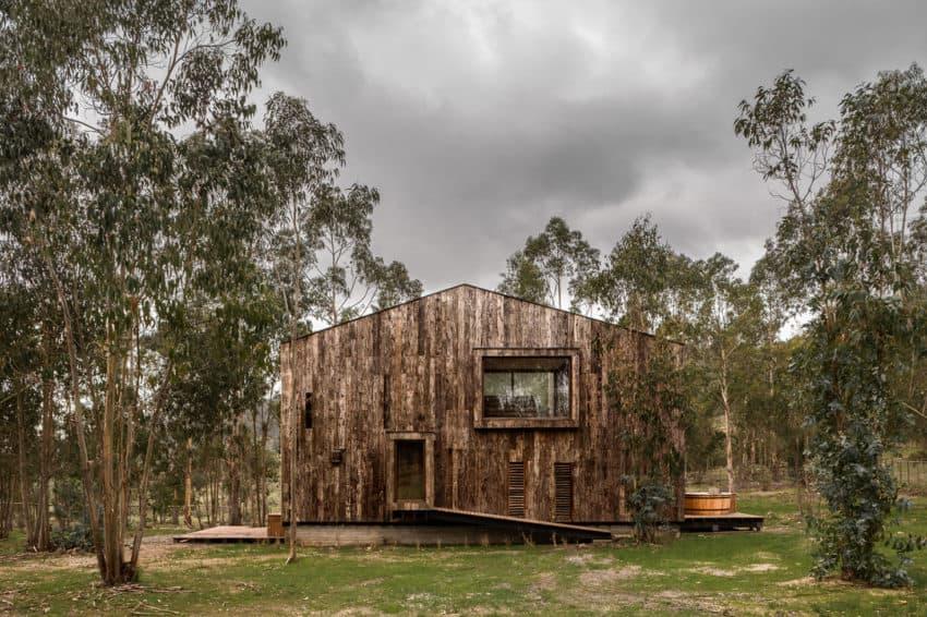 Cabaña Tunquen by DX Arquitectos (4)