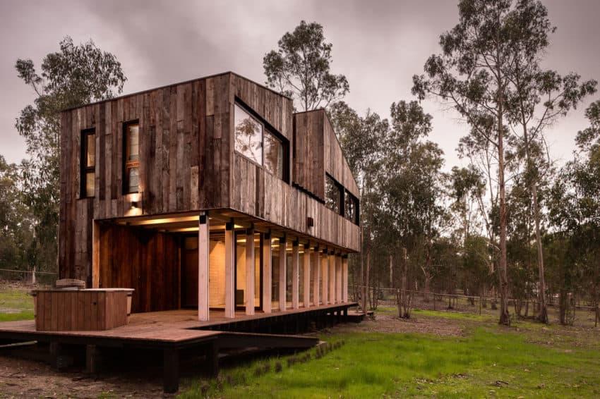 Cabaña Tunquen by DX Arquitectos (11)