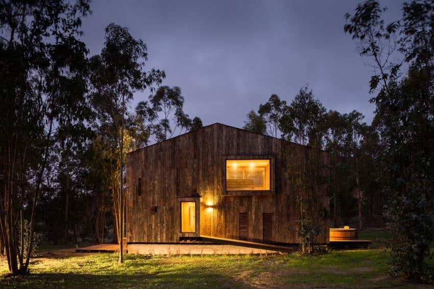 Cabaña Tunquen by DX Arquitectos (12)