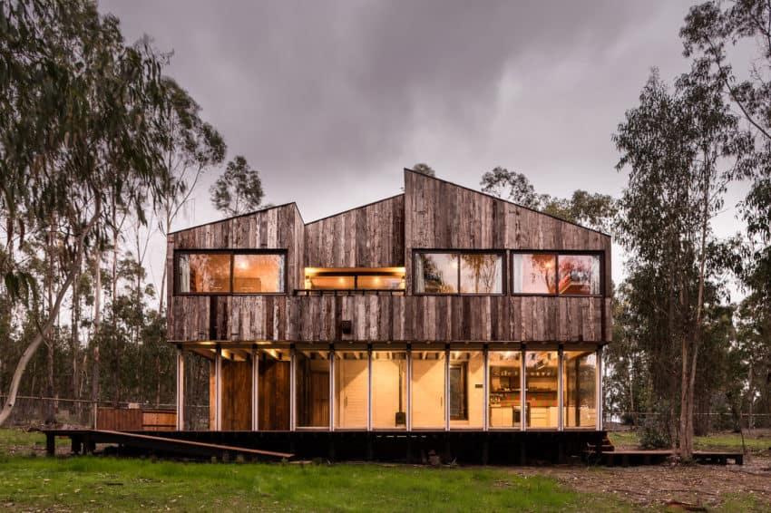 Cabaña Tunquen by DX Arquitectos (13)
