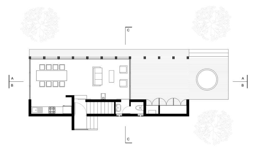 Cabaña Tunquen by DX Arquitectos (15)