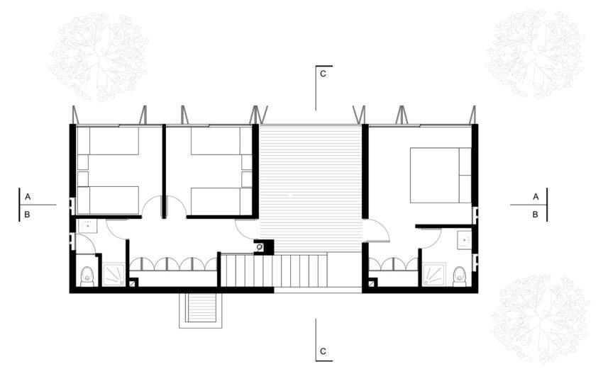 Cabaña Tunquen by DX Arquitectos (16)