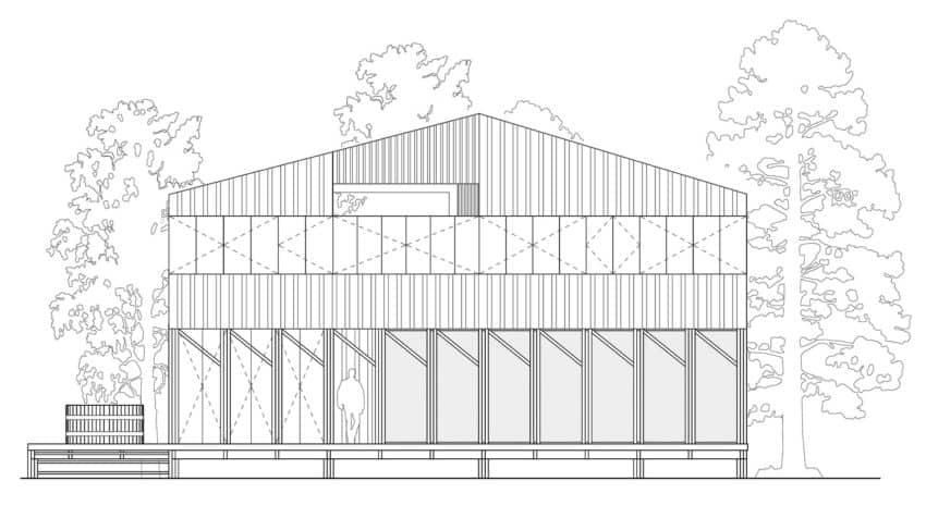 Cabaña Tunquen by DX Arquitectos (17)