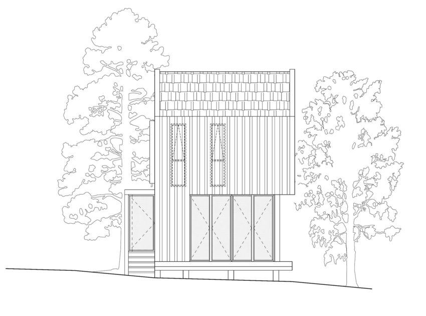 Cabaña Tunquen by DX Arquitectos (20)